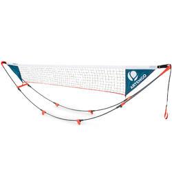 Tennisnetz 3 Meter höhenverstellbar