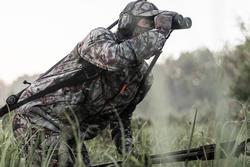 CAMO BROWN Light 500 Waterproof Silent Hunting Jacket