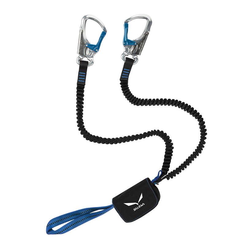 Via ferrata felszerelés Sziklamászás, alpinizmus - Kantár Premium Attac SALEWA - Sziklamászó felszerelés