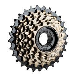 Opschroefbaar freewheel 7 versnellingen 14x28