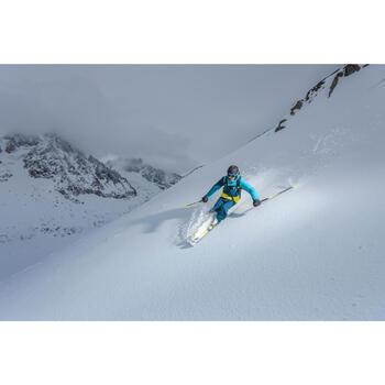Veste de ski freeride homme free 700 ketchup - 1244985