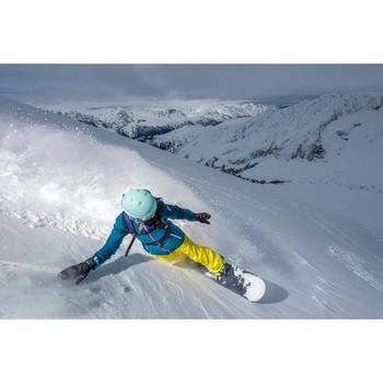 PANTALON SKI ET SNOWBOARD FEMME FREE 700 JAUNE