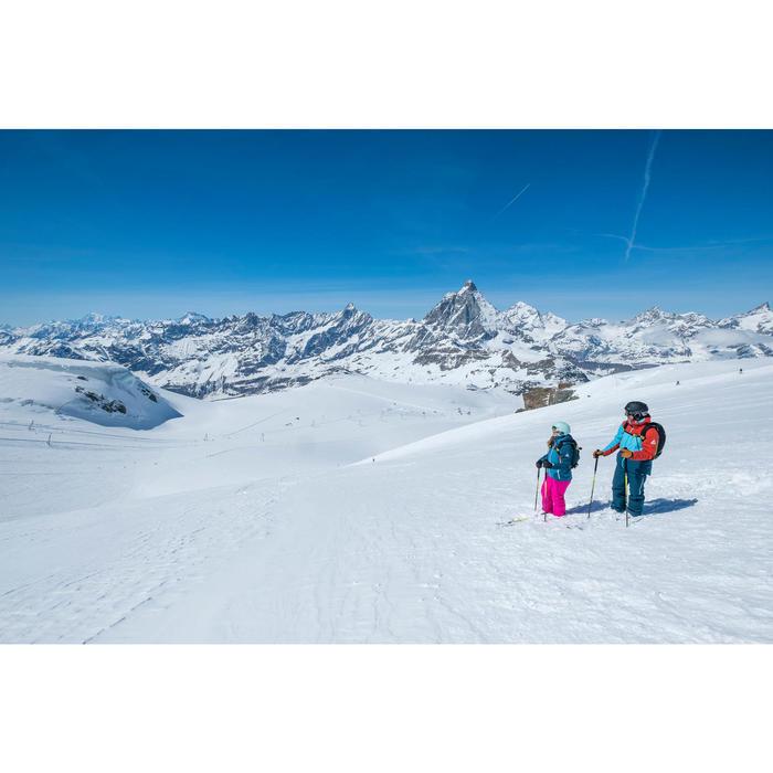 Veste de ski freeride homme free 700 rouge bleue - 1244998