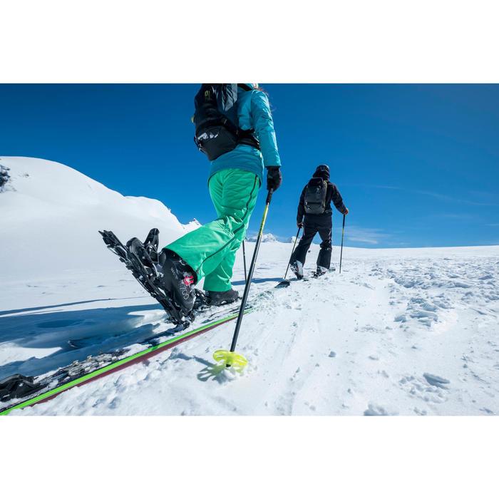 Veste de ski freeride homme free 900 noire - 1245020