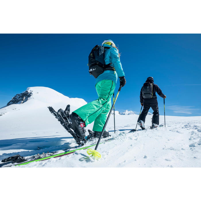 Veste de ski freeride homme free 900 noire - 1245022