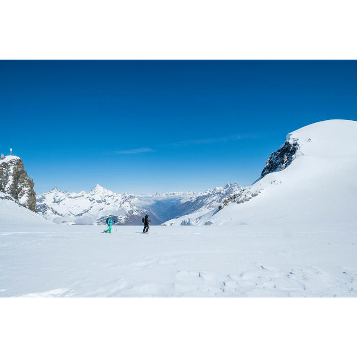 Veste de ski freeride homme free 900 noire - 1245023