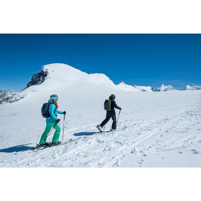 Veste de ski freeride homme free 900 noire - 1245024