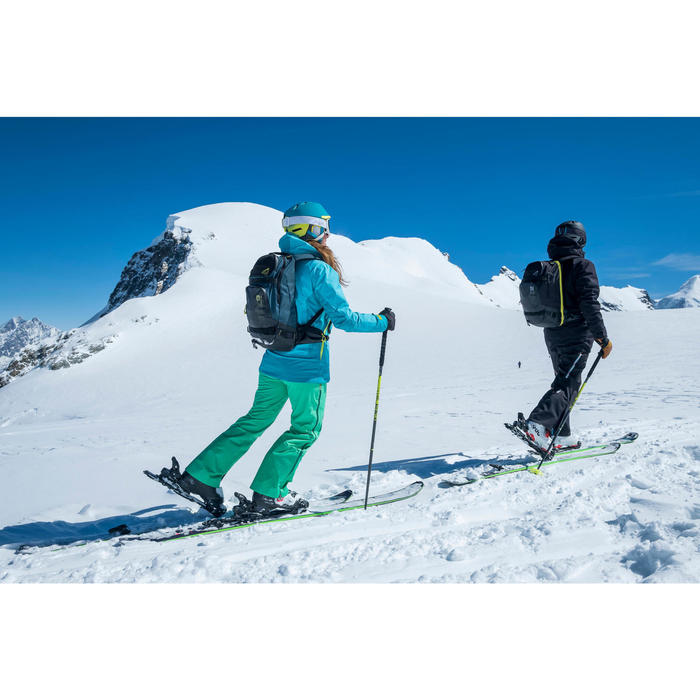 Veste de ski freeride homme free 900 noire - 1245025