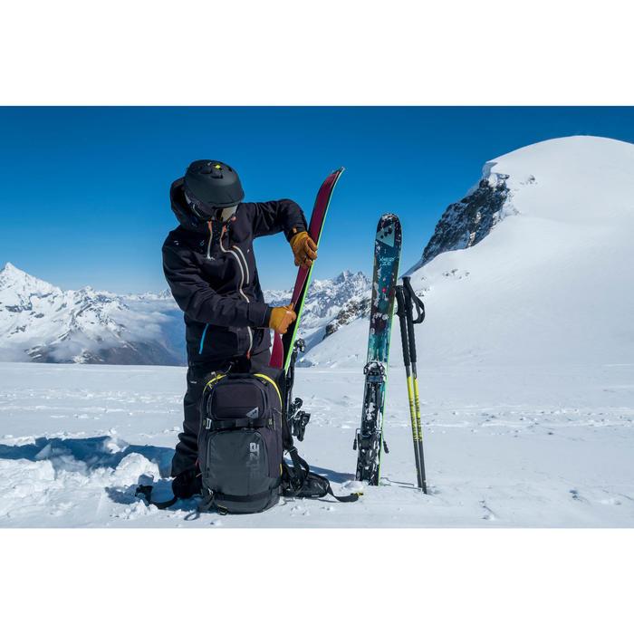Casque de ski All Mountain adulte Carv 700 Mips noir. - 1245029