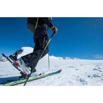 Veste de ski freeride homme free 900 noire