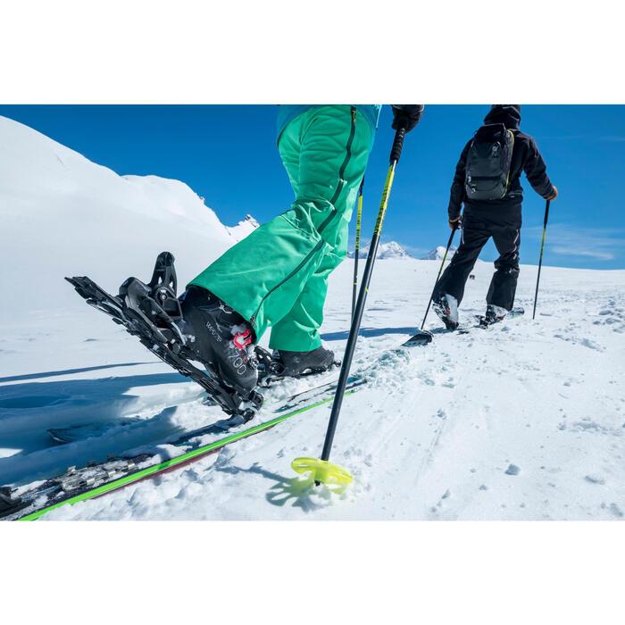Veste de ski freeride homme free 900 noire - 1245035
