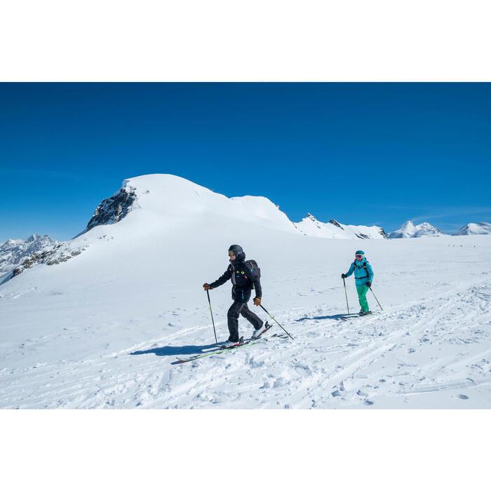Veste de ski freeride homme free 900 noire - 1245038