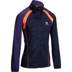 Dry 500 Women's Badminton Jacket - Navy