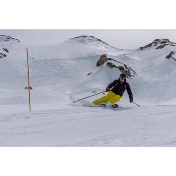 GAFAS DE ESQUÍ Y DE SNOWBOARD ADULTO Y NIÑOS G 500 PH CUALQUIER TIEMPO NEGRO