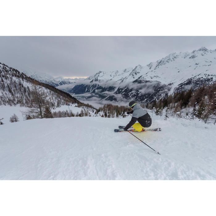Skijacke All Mountain Herren AM580 schwarz