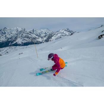 All mountain pisteski's Agil 900 voor dames wit