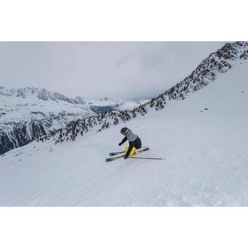 Chaqueta de esquí All Mountain hombre AM580 negro