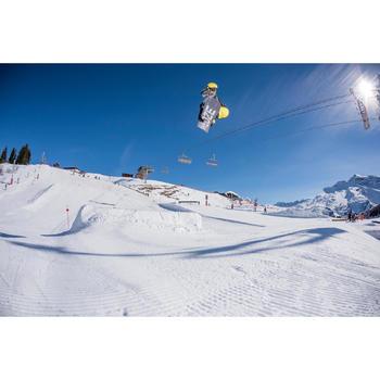 Ski- en snowboardjas Free 500 voor heren - 1245087
