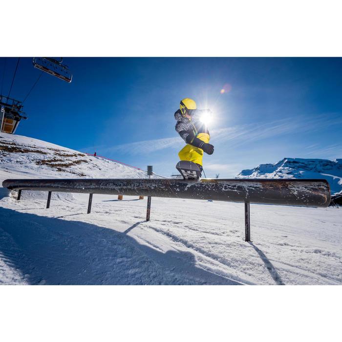 Ski- en snowboardjas Free 500 voor heren - 1245088