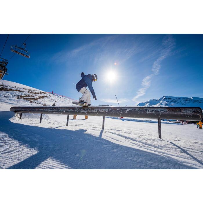 VESTE SKI ET SNOWBOARD HOMME FREE 500 - 1245090