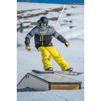 Veste de snowboard et de ski homme SNB JKT 500 print - 1245092