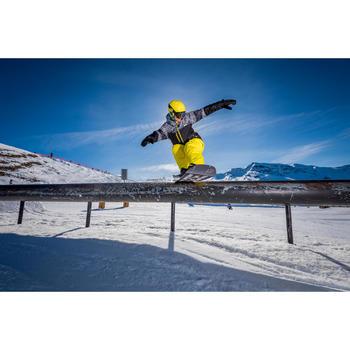 Veste de snowboard et de ski homme SNB JKT 500 print - 1245093
