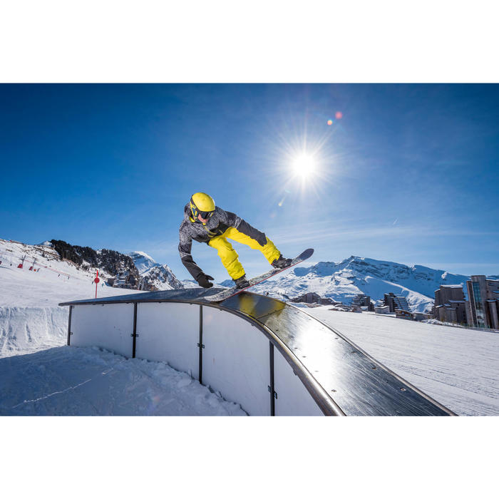 Snowboard all mountain et freestyle, homme et femme, Endzone 500 Park & Ride - 1245097