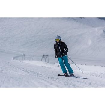 Skijacke All Mountain 580 Damen schwarz