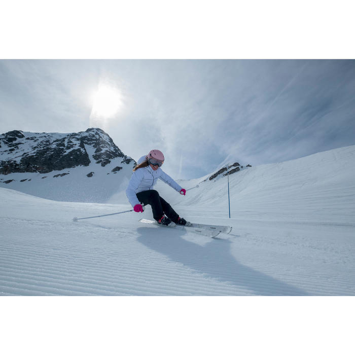 Casque de ski et snowboard adulte H 350 rose. - 1245106