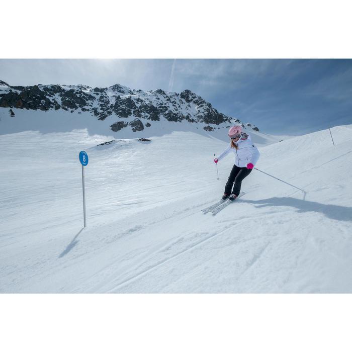 Casque de ski et snowboard adulte H 350 rose. - 1245107