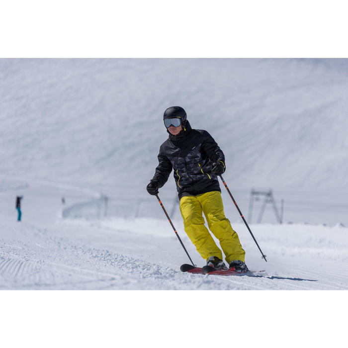 MASQUE DE SKI ET DE SNOWBOARD ADULTE ET ENFANT G 500 BEAU TEMPS - 1245119