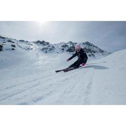 Dames ski-jas all mountain skiën AM580 zwart