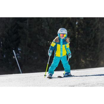 MASQUE DE SKI ET DE SNOWBOARD ADULTE ET ENFANT G 500 BEAU TEMPS - 1245134