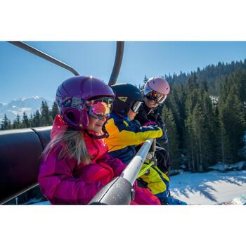 Casque de ski et de snowboard enfant H 400 JR blanc. - 1245141
