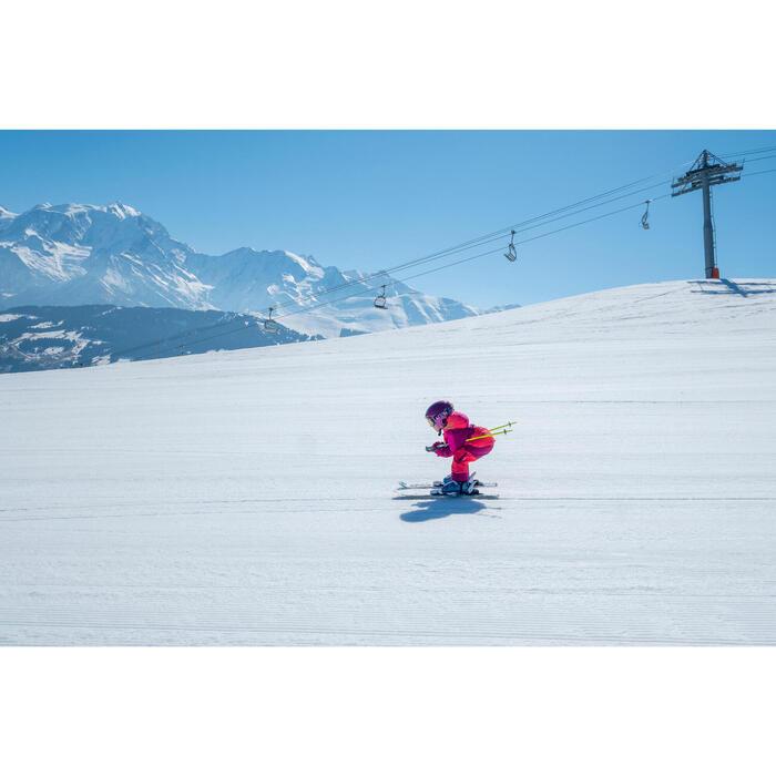 Casque de ski et de snowboard enfant H 400 JR blanc. - 1245142