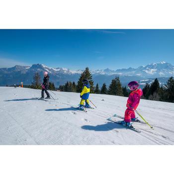 Casque de ski et de snowboard enfant H 400 JR blanc. - 1245143