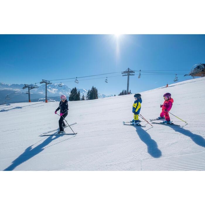 Casque de ski et de snowboard enfant H 400 JR blanc. - 1245144