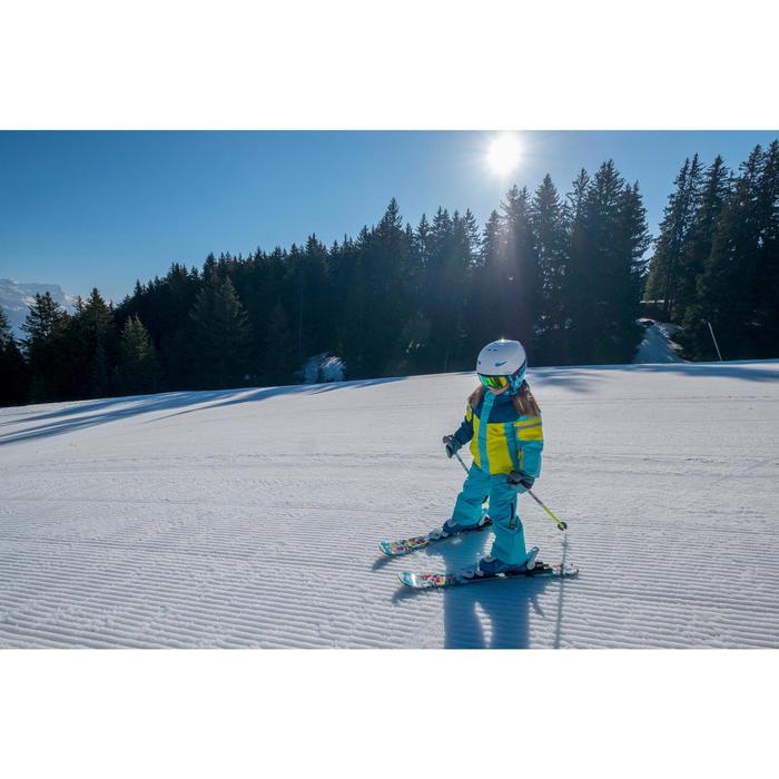 MASQUE DE SKI ET DE SNOWBOARD ADULTE ET ENFANT G 500 BEAU TEMPS - 1245145