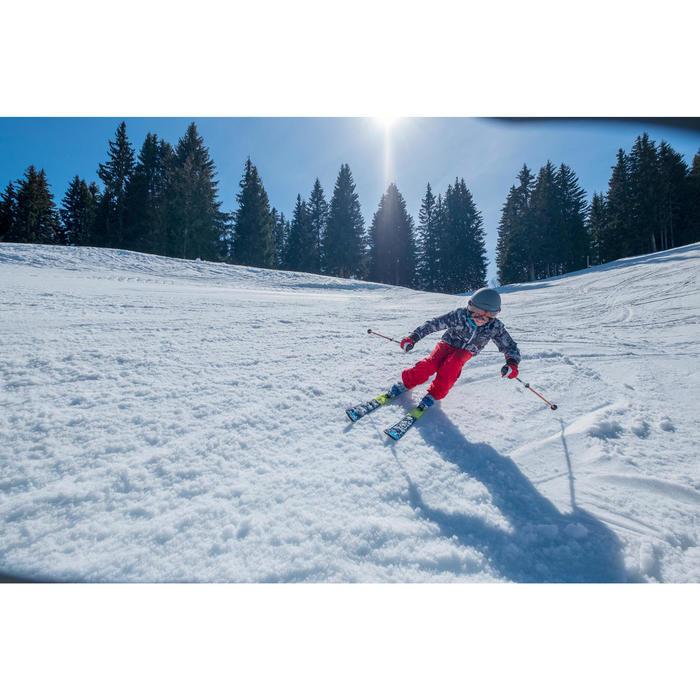 Skihandschuhe Kinder GL 900 rot