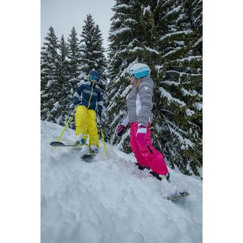 Skihose Ski-P 500 PNF Kinder rosa