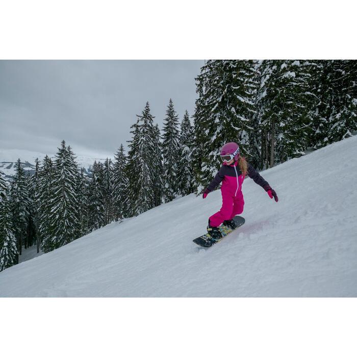 Casque de ski et de snowboard enfant H 400 JR blanc. - 1245223