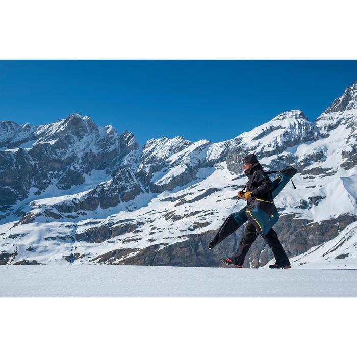 Housse chaussures de ski comfort 500 Petrole - 1245237