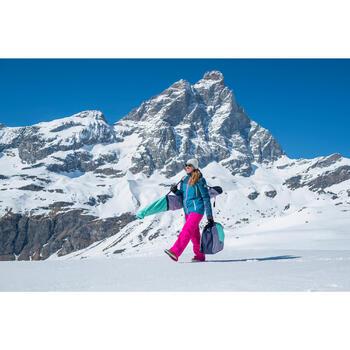 Housse chaussures de ski comfort 500 Petrole - 1245240