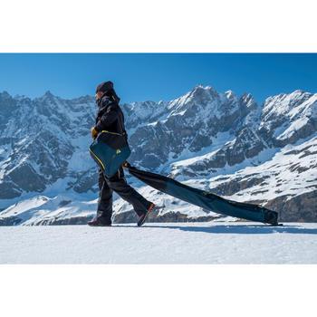 Housse chaussures de ski comfort 500 Petrole - 1245242