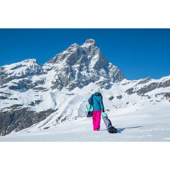 Housse chaussures de ski comfort 500 Petrole - 1245243