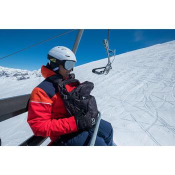 Mochila de esquí reverse FS500 negro