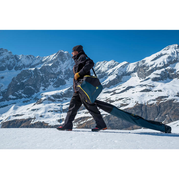 Housse chaussures de ski comfort 500 Petrole - 1245246