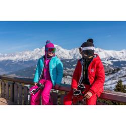 Peruaanse skimuts kinderen Timeless zwart