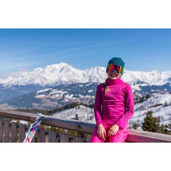 MASQUE DE SKI ET DE SNOWBOARD ADULTE ET ENFANT G 500 BEAU TEMPS - 1245266