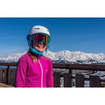 MASQUE DE SKI ET DE SNOWBOARD ADULTE ET ENFANT G 500 BEAU TEMPS - 1245282